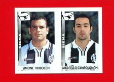 CALCIATORI Panini 2000-2001 - Figurina-sticker n. 586 - SIENA -New