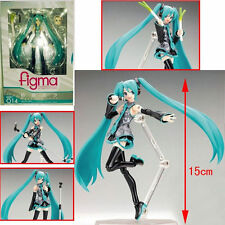 New Hatsune Miku 1/8 Scale PVC Action Figure Anime Figures Joint Moveable #014