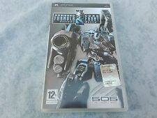 ARMORED CORE FORMULA FRONT EXTREME BATTLE FROM SOFTWARE SONY PSP PAL ITALIANO