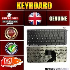 Keyboard for HP COMPAQ PRESARIO CQ57-305EGwith UK Layout Black