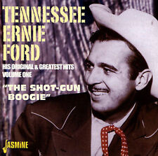 Tennessee Ernie Ford- Greatest Hits, Volume 1 (Jasmine 3553 NEW CD)