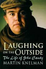 Laughing On The Outside John Candy Hardcover book