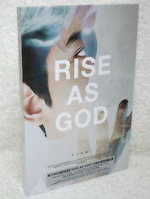 TOHOSHINKI TVXQ Special Album Rise as God Taiwan CD (White Ver)Dong Bang Shin Ki