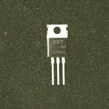 2 x CEP83A3 Leistungs-MOSFET N-Channel 30V 100A TO220