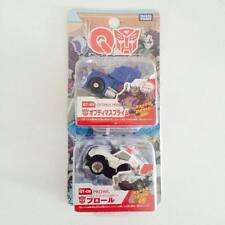 TAKARA TOMY TOMICA Choro Q Transformers Movie Optimus Prime & Prowl - Hot Pick