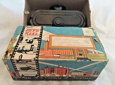 1933 Chicago's World Fair Century Of Progress Photo Foto Reel Original Mail Box
