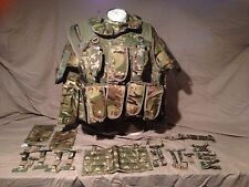 Osprey MK4 BrItish Tactical Vest NEW W/pouches (Carrier Only).