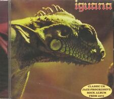 IGUANA - S/T 72 UK BLUESY PROGRESSIVE JAZZ ROCK SOLE ALBUM w/ DON SHINN SEALD CD