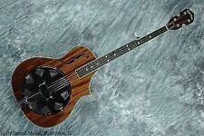Gold Tone Dojo, Resonator 5-String Banjo w/ Mahogany Body & Spun Aluminum Cone