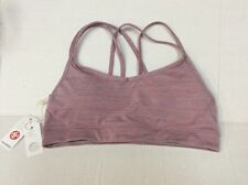 NWT MANDUKA YOGA CROSS STRAP SPORTS BRA SIZE L. REDUCED PRICE