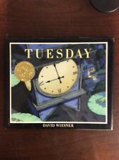 Tuesday by David Wiesner (1991, Reinforced, Teacher's Edition of Textbook)