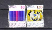 v1651 Liechtenstein/ CEPT 1993  MiNr 1054/55 **