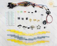 Electronic Project arduino Starter Kit - Jumper Cable,breadboard,Resistors
