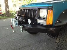 Jeep Cherokee XJ Front Winch Bumper Steel 84-01' MARKED DOWN $20