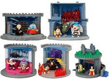 Bandai One Piece Under Water Prison Impel Down Set 5pcs Figure/Figurine OPB29