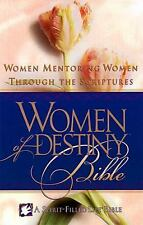 Women Of Destiny Bible Women Mentoring Women Through The Scriptures by Thomas N