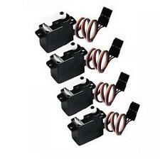 4x 7.5g 8g Servo ESKY EK2-0508 0500 Lama V4 V3 000155 Belt-CPX Honey Bee CP3 FP
