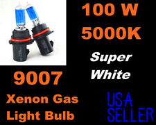 100w Super White Chevrolet 00-04 Caralier High/Low Beam 9007/HB5 Xenon Bulb