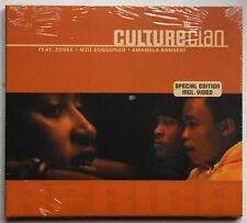 Culture Clan Africa Digipack CD Sealed Inc. Video Soul R&B Hip Hop