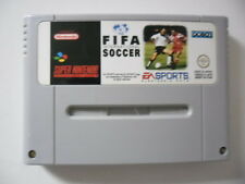 FIFA INTERNATIONAL SOCCER - SUPER NINTENDO - JEU SUPER NES SNES