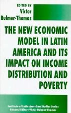 The New Economic Model in Latin America and Its Impact on Income Distribution an