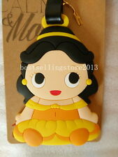New Disney Princess Luggage Tag Name Bag Card Holder Travel Suitcase Baggage Tag