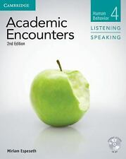 Academic Encounters Level 4 Student's Book Listening and Speaking with DVD: Hu..