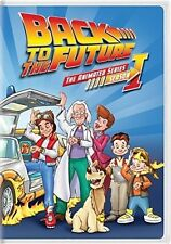 Back To The Future: The Animated Series - Season I - 2  (2016, REGION 1 DVD New)