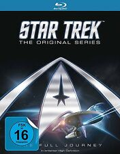 STAR TREK: THE ORIGINAL SERIES COMPLETE BOX  20 BLU-RAY NEU  WILLIAM SHATNER/+
