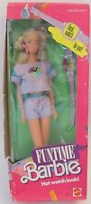 Funtime Barbie Hot Watch Look Doll 3718 New Old Stock