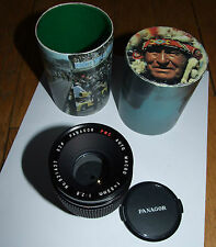 Panagor PMC Auto Macro f=90mm 1:2.8 - filtres 62mm - Minolta