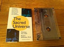 THE SACRED UNIVERSE Cassette PHYSICIST/PRIEST Divine Force Existence Examination