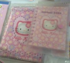 Hello Kitty Stationary Set & Address Book 2001 NEW Rare