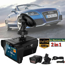 Car Electronic Dog DVR Detector Rearview Mirror Vehicle Video Camera Recorder UK
