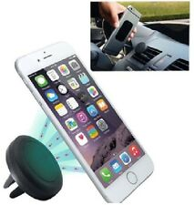 Coche Magnético Air Vent Mount Stand Holder Para Samsung Galaxy S3 Siii S4 Note 2 3