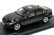 Model Car; BMW 3 Series (F30) Saloon  1:18 scale  Black  80432212865