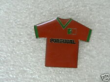 PINS,SPELDJES VOETBAL SHIRT SOCCER PORTUGAL