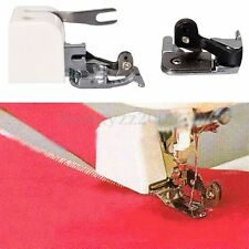 Side Cutter Overlock Presser Foot Sewing Machine Attachment For Sharp Cutter New
