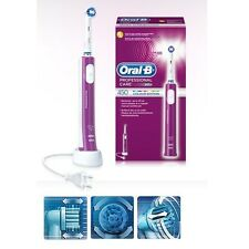 Braun 450 D16 Oral-B Professional Care Electric Toothbrush 450 Pink