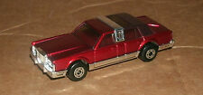 1/64 Scale Lincoln Town Car Limo Diecast Model Car  Matchbox MB43 Limousine 1:64