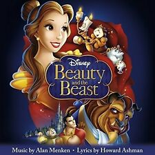 Beauty And The Beast ( Animated ) - CD NEW & SEALED  Walt Disney Soundtrack