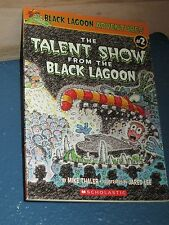 The Talent Show from the Black Lagoon by Mike Thaler *FREE SHIPPING* 0439438942