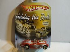 Hot Wheels Holiday Hot Rods Red Austin Healy