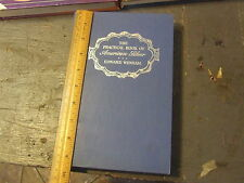 ANTIQUE COLLECTORS REFERENCE BOOK BOOK OF AMERICAN SILVER EDWARD WENHAM