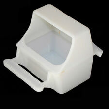 Feed Cup Seed Water Feeder Used For Regular Parakeet Cockatiel Cages