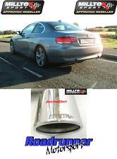 BMW 335 COUPE 2WD E92 MILLTEK EXHAUST FULL SYSTEM INC SECONDARY DE CATS SSXBM014