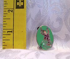 Walt Disney TOONTOWN LADY RIDING UNICYCLE 2013 HIDDEN MICKEY TRADING Hat Pin