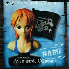 ONE PIECE GREATDEEP COLLECTION 2 NAMI BUST POP OPENED AND NEW