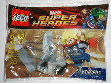 Lego Marvel Super Heroes Set 30163 Thor and the Cosmic Cube Limited Release NISB
