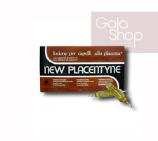 NEW PLACENTYNE FIALE PER CAPELLI ANTICADUTA ALLA PLACENTA 12 FIALE DA 10ML